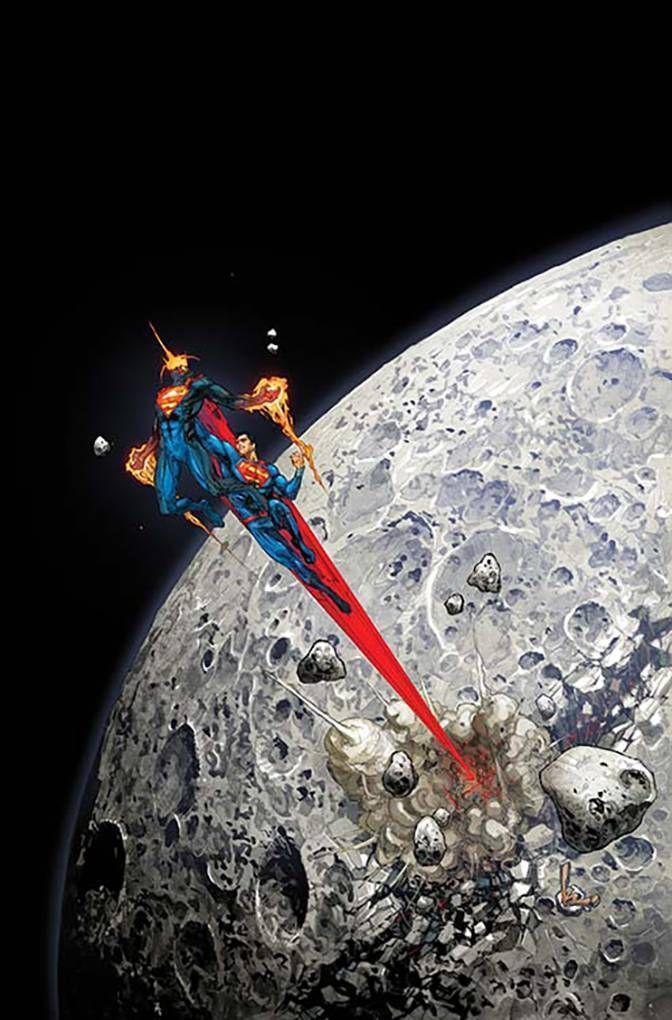 """Son of Superman"" Vol.4 #6 Variant Cover) By: Patrick Gleason & Mick Gray & John Kalisz."