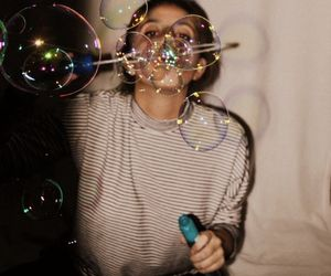 """Bubbles are for kids."" ""Camera's are for pretentious kids. There isn't a difference."" ""Fuck you."" ""Have some fun."""