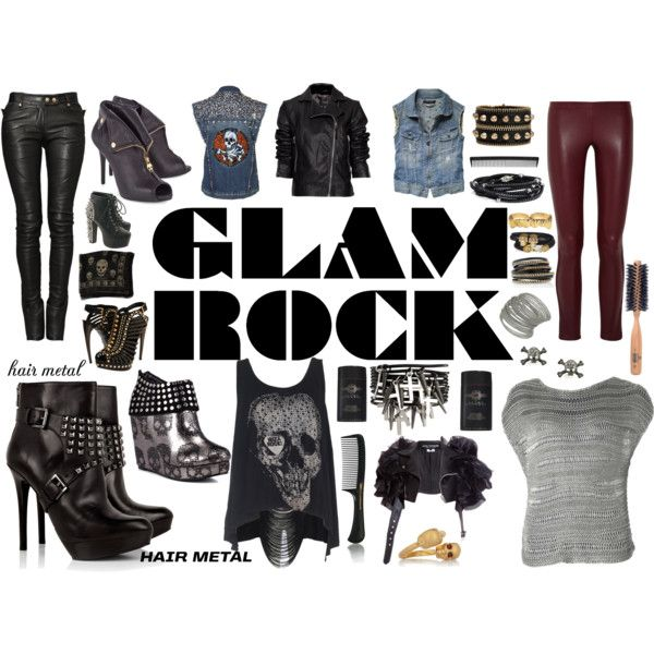 Souvent 40 best Glam Rock images on Pinterest   Glam rock, Skulls and 80s  XA71