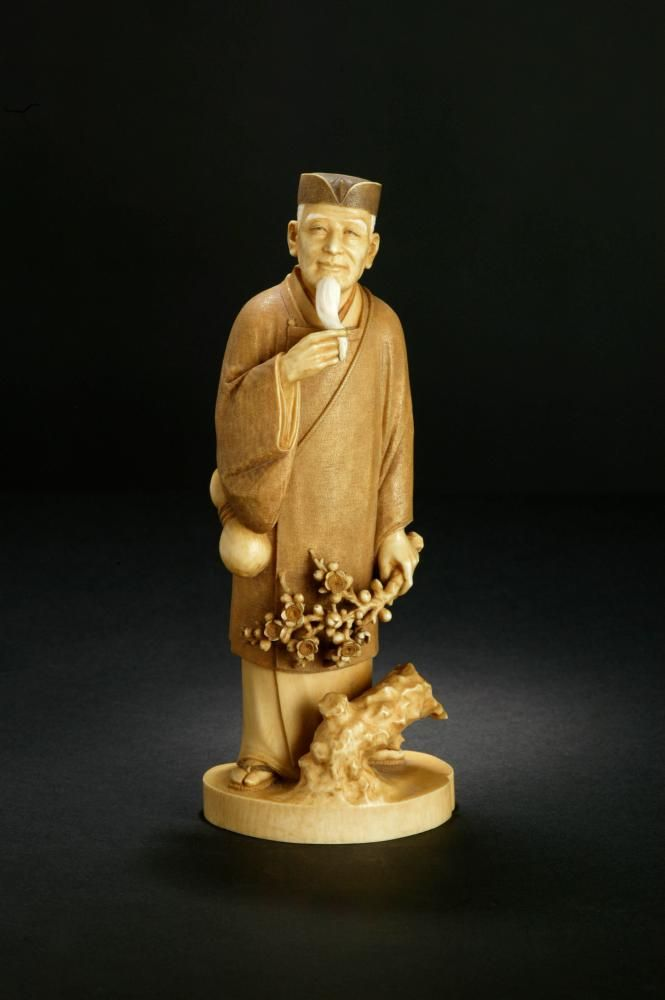 Best images about japanese carvings on pinterest