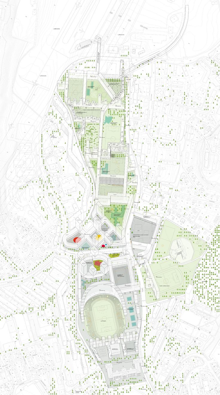 Best Masterplan Images On Pinterest Site Plans Master Plan - Lausanne city map