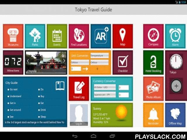 Tokyo Travel - Pangea Guides  Android App - playslack.com , With detailed information of around 25 museums , 15 parks and 70 featured attractions along with 1000s of other Points of Interest carefully integrated with every single travel activity, Tokyo travel is power packed with utilities and information. From Facebook Check-Ins to local event information, offline map to intuitive Augmented Reality experience, we have brought most of the travel activities and application needs to one single…