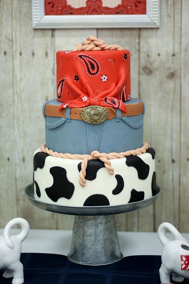 The 25 best Western theme cakes ideas on Pinterest Western