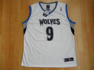 7bd805d2c58a ... Minnesota Timberwolves Cheap NBA White Ricky Rubio Jersey