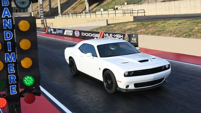 Dodge Challenger R/T Scat Pack 1320: un Challenger a punto