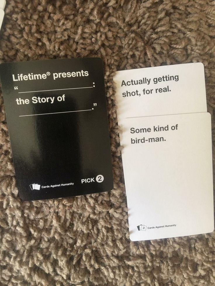 rick and morty cards against humanity