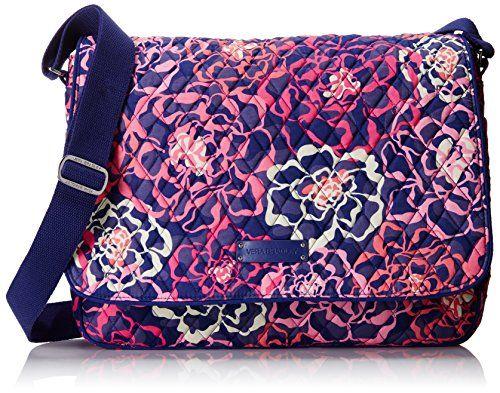 4c59a95e138c Vera Bradley Laptop Messenger Bag