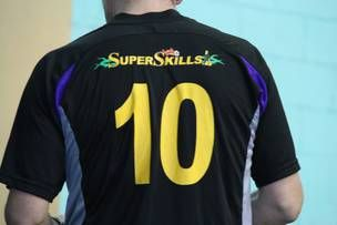 Number 10 is the traditional number of the most skilled player on an outdoor soccer team.  Many of the best players in history have worn it from Pele to Maradona to Messi.