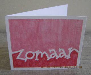 Nota Bene: Calligraphy; kalligrafie; redispen; zomaar; just because; aquarel; watercolours