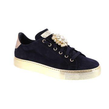 8efc295fb5b Stokton sneaker blauw | shoes & bags | Schoenen, Blauw