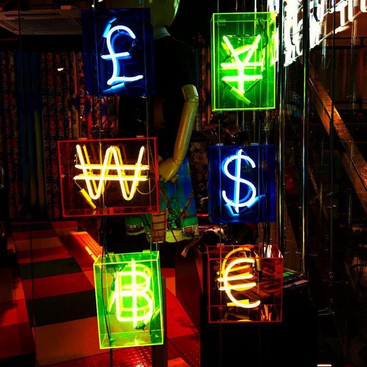 #lights #neon #neons #neonlights #bangkok #thailand