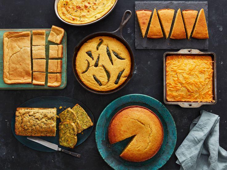 8 Cornbread Recipes : Food Network