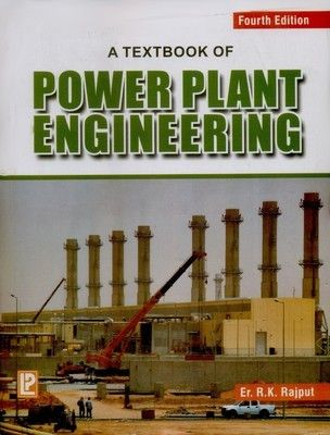 - A Textbook of Power Plant Engineering -Buy Used, Second Hand Book, 550.00INR