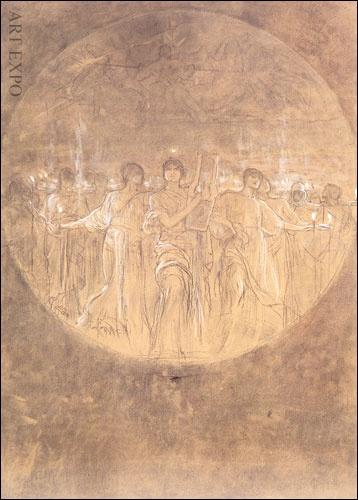 Μορφές, Γύζης - Nikolaos Gyzis (1842–1901)