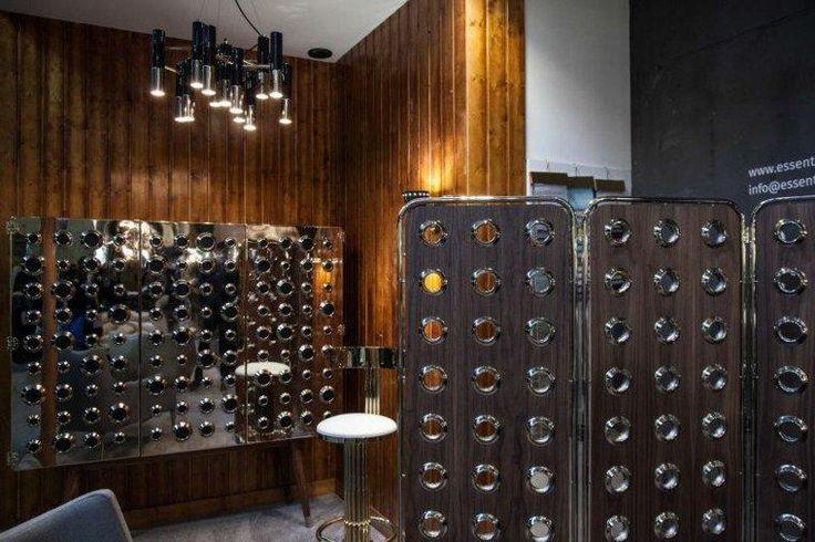 Chandeliers design and modern interior lighting