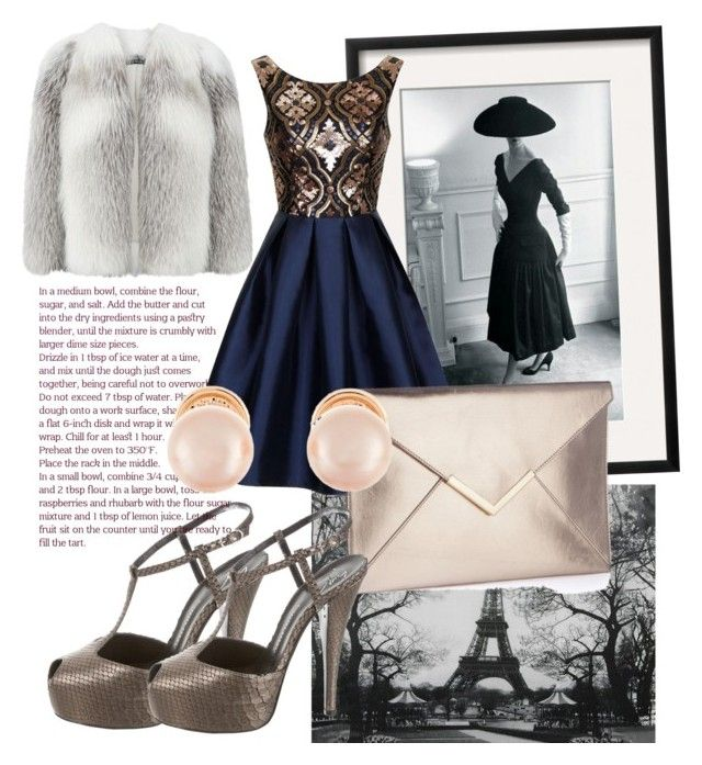 """""""Elegance"""" by radmany on Polyvore featuring Chi Chi, Giuseppe Zanotti, Harrods and Kenneth Jay Lane"""