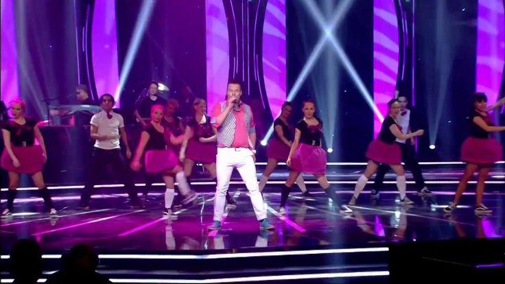 Jari Sillanpää - Gangnam style (Tähdet, tähdet 9.3.2014) HD