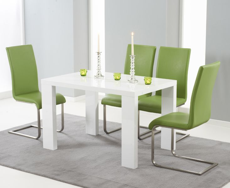 Best Contemporary Furniture Images On Pinterest Contemporary - White high gloss dining table