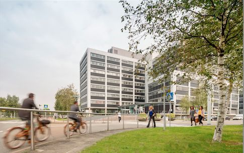 SCHIPHOL CBD * THE BASE *   The Base offices. Redeveloped by Greigh Stephenson London