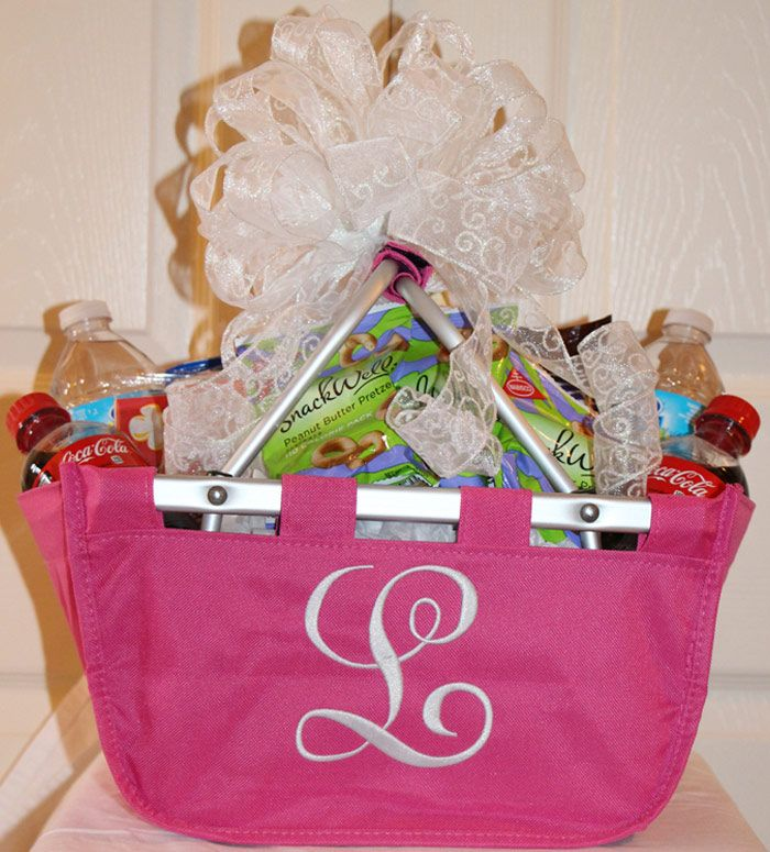 Welcome Baskets Can Be Personalized For Each Out Of Town Guests Family This Is One The We Are Using My Wedding And