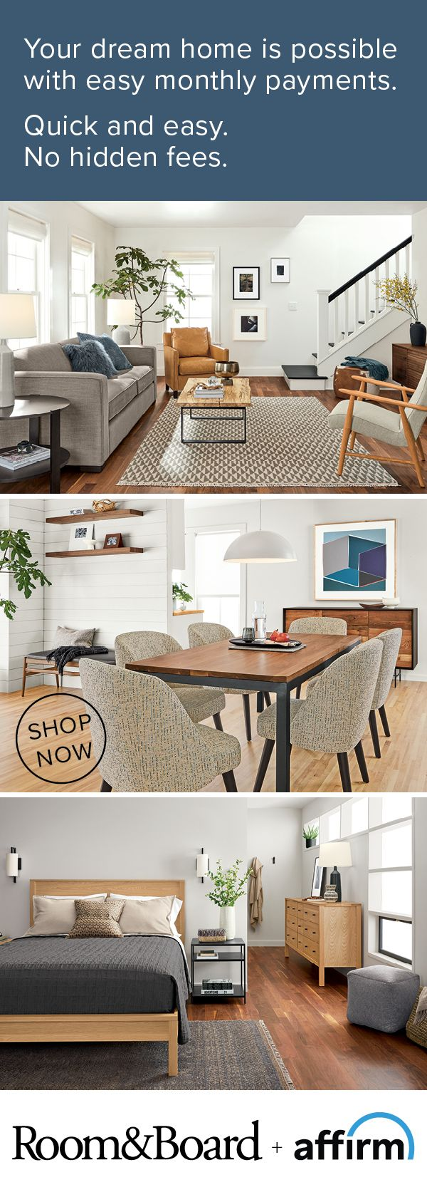 Furniture Financing With Affirm Home Living Room Home And Living Home Decor