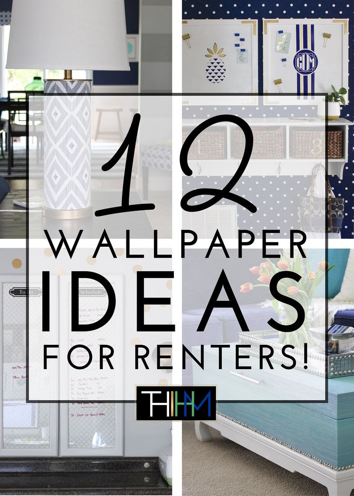 I've had wallpaper on the brain…and in my hands, on my furniture, and on my walls…lately! I love working with wallpaper in unexpected ways, as well as figuring out creative ways to get the wallpaper look without the hassle and permanence of the real deal! For all of you who love the look of wallpaper …