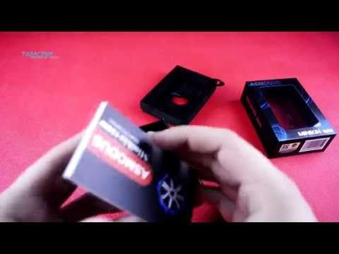 Asmodus MINIKIN 1.5 150W (Mod's Place) – YouTube | Vape.pl