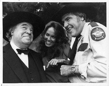 Catherine Bach, Fernsehen Herzöge, Dukes Of Hazzard, Rosco, Booke  Catherine, Boss Daisy, Sorrell Booke, James Best, James D'arcy