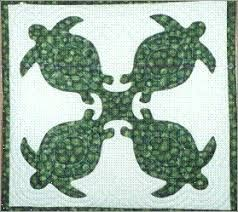 hawaiian quilt patterns - Google Search