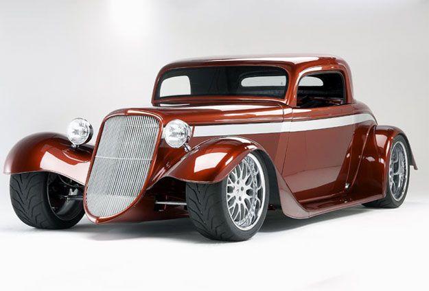 Custom Hot Rod Cars | hot rod vs rat rod