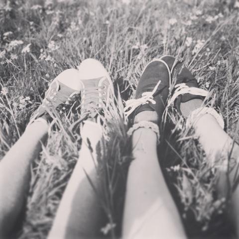 True friendship lasts forever <3