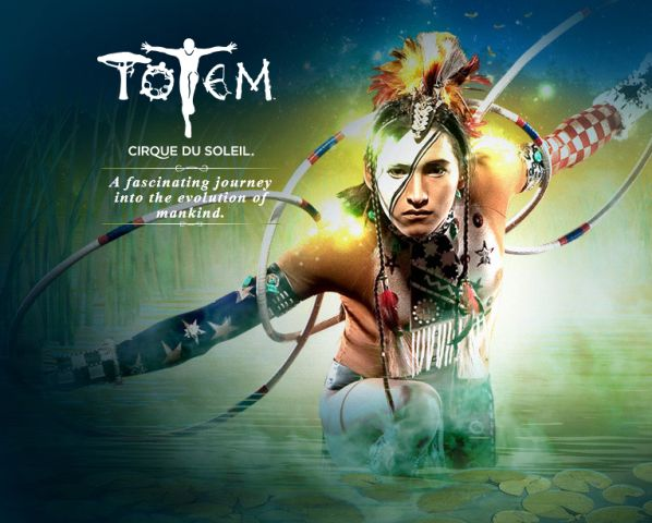 Cirque du Soleil #TOTEM  Through Dec 30th, 2012
