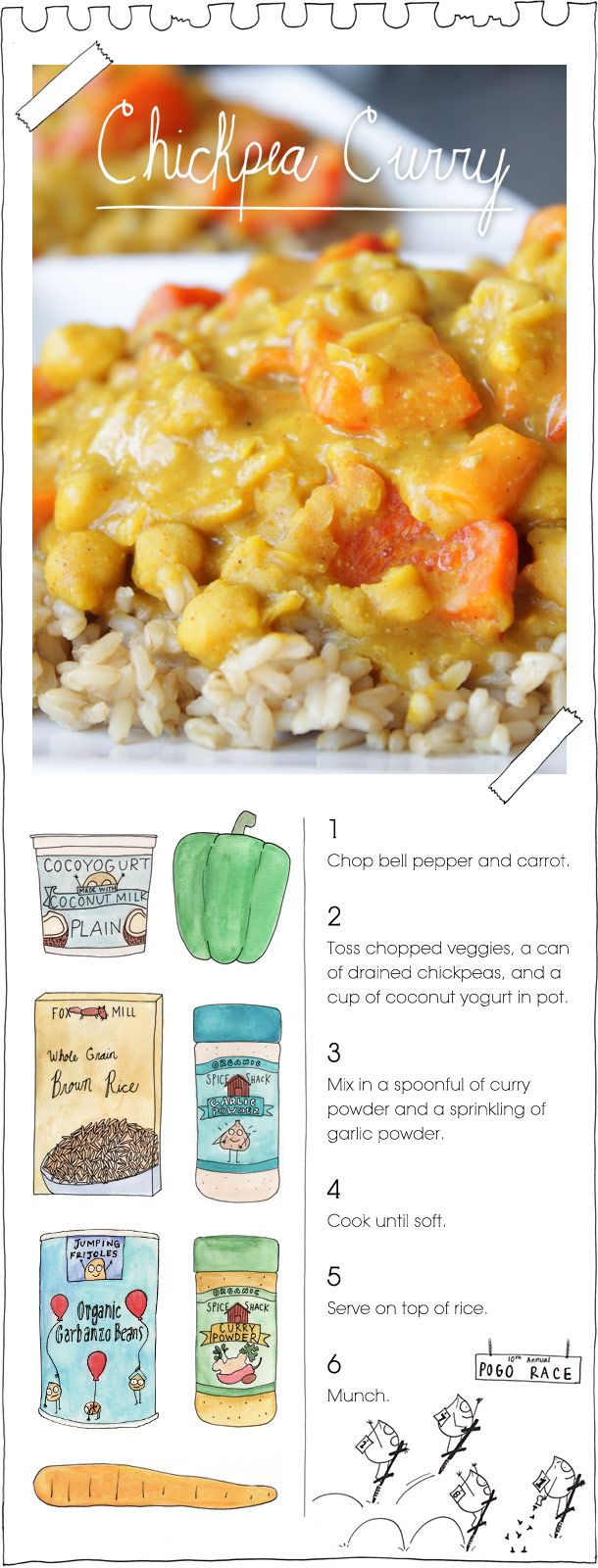 Chickpea Curry: Vegans, Vegan Recipes, Chickpeas, Chickpea Curry, Curries, Vegan Food