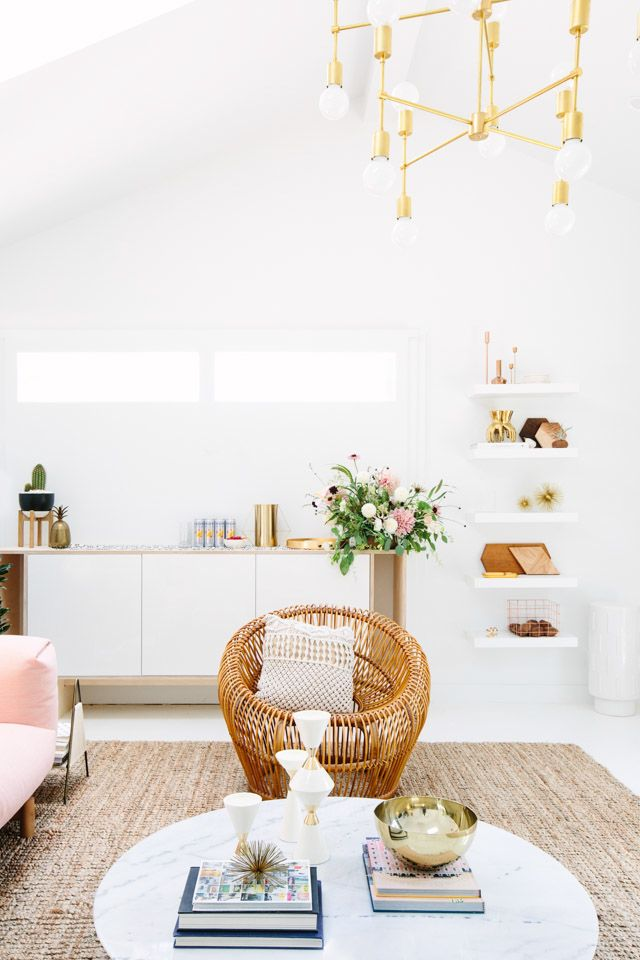 8 Quick, Budget Friendly Ideas to Update Your Space | The Everygirl