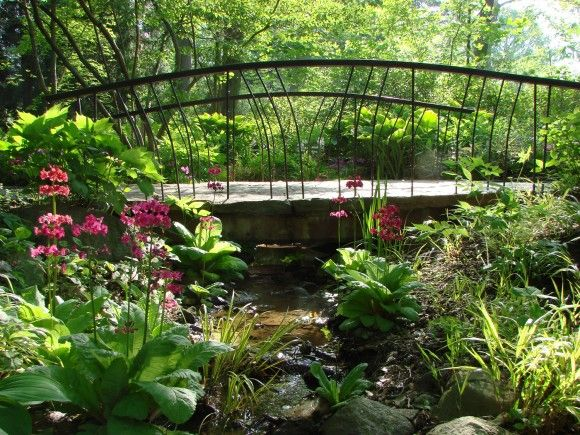 Chanticleer Is A 35 Acre Public Garden Just Off Of The Main Line Of  Philadelphia In