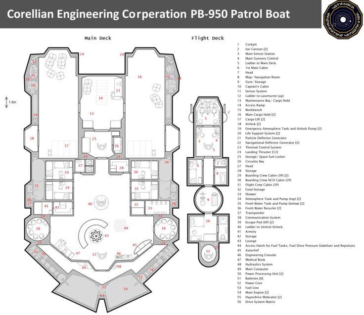 317 best spaceship schematics images on pinterest