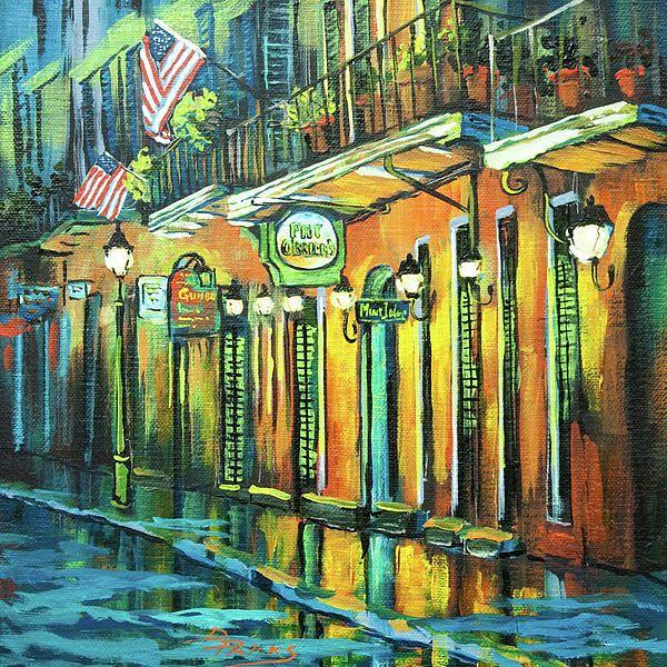 Pat O'Briens by Dianne Parks: Art Inspiration, Art Prints, Art Ideas, Art Th Eye, Artth Eye, Beautiful Art, Brien Paintings, Pat Obrien, Art Art