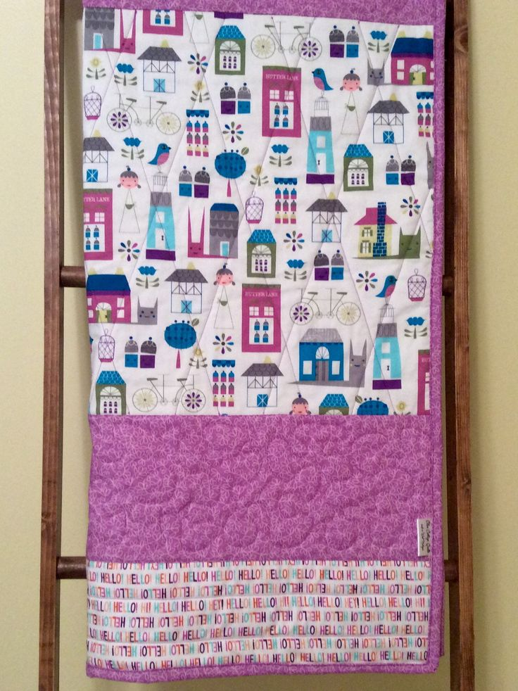 baby girl quilt girl quilts quilts for sale lavender purple baby quilt