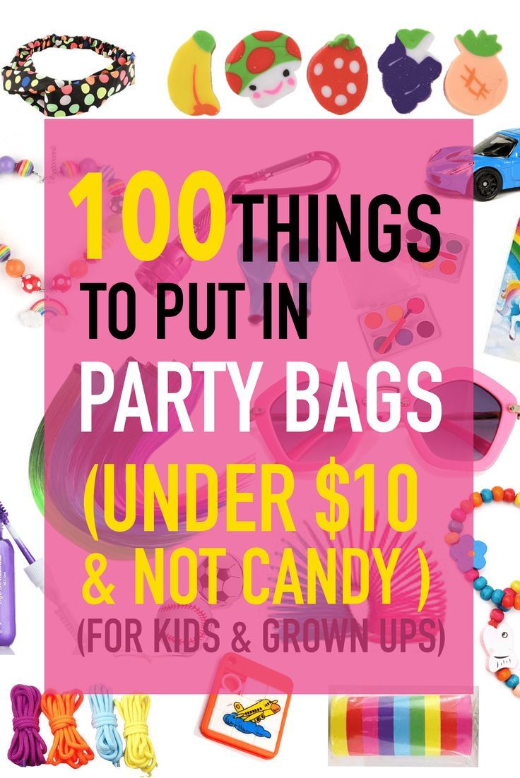 Party Bag Ideas For Kids Loot Bag Ideas Stocking Fillers Party Bags For Teens Hens Night Favour Bags Party Bags Kids Birthday Party Goodie Bags Party Bags