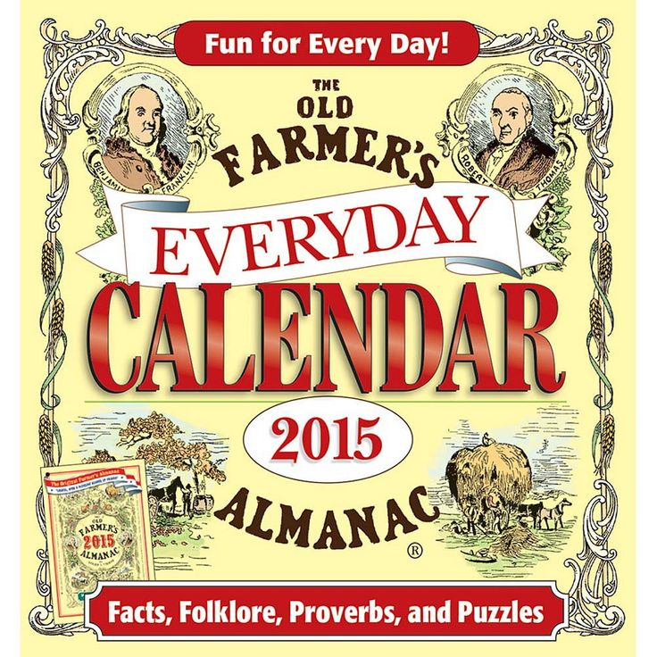 83 best almanac advice images on pinterest advice for Farmers almanac for fishing
