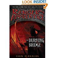 Children's Book but adults can enjoy it, too. The Buring Bridge is the second of a series that began with The Ruins of Gorlan