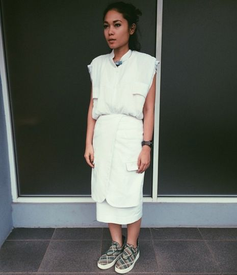 Ayla Dimitri, Deputy Editor-in-Chief for Style.com Indonesia  Follow Ayla on Instagram @ayladimitri.