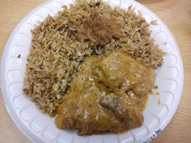 Butter Chicken w/ Spicy Rice