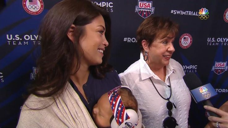 Olympic Trials: Debbie Phelps, Nicole Johnson interview