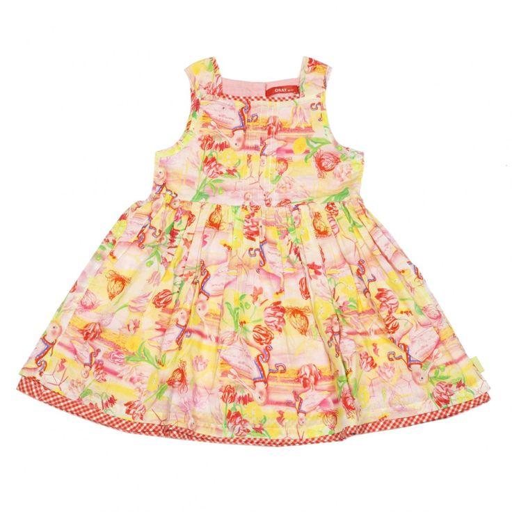 OILILY | Printed dress | TheMiniBag