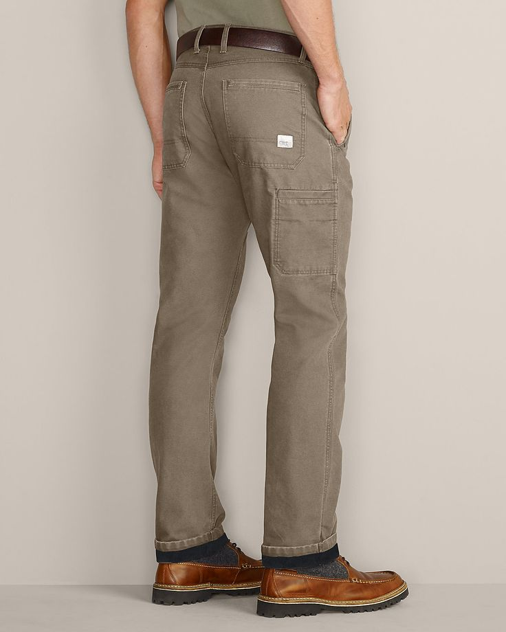 Mountain Fleece Lined Pants Eddie Bauer Pants Outdoor