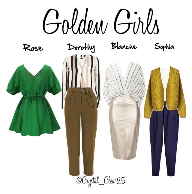 """""""Golden Girls"""" by crystal-castleberry ❤ liked on Polyvore featuring Dorothy Perkins, Vionnet, River Island, Free People, Finders Keepers, Chicwish, Topshop and modern"""