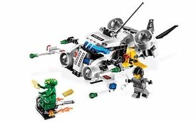 LEGO Space Police Set #5971 Gold Heist