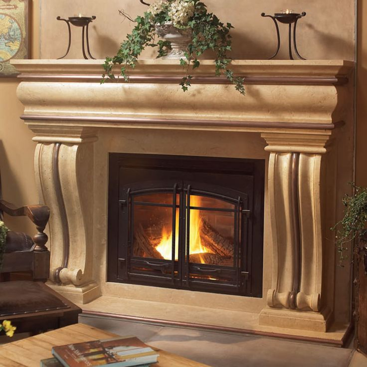 17 Best Images About Mantels On Pinterest Stone Fireplace Surround Mantels And Mantles