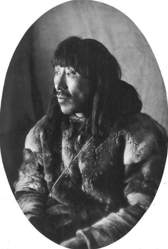 Awutcheowk - Inuit - 1903